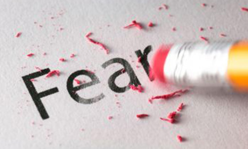 End phobias and fears