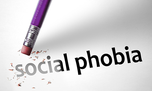 Abolish social phobia