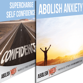 Abolish Anxiety and Supercharge Self confidence bundle